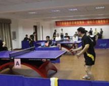 Table Tennis Contest