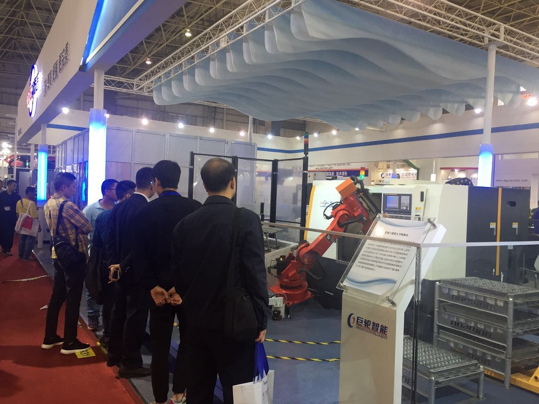 Greatoo Participated in the 19th Dongguan International Exhibition on Mold, Metal Processing, Plastic and Packaging