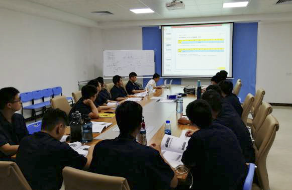 Sidelights on the Training of PMC Design and Application Courses