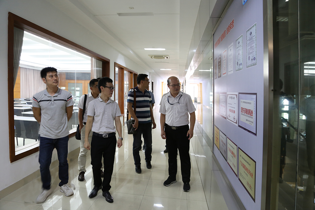 Achievement Reveals in School-Enterprise Joint Construction and New Chapter Begins in the Integration of Production and Education —— Leaders of Guangdong Polytechnic Institute Visited Greatooto Conduct Research on Industry-University-Research Cooperation